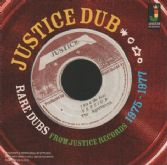 Agrovators - Justice Dub: Rare Dubs From Justice Records 1975-1977 (Jamaican Recordings) CD